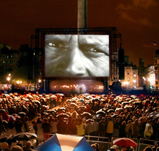 Battleship Potemkin with The Petshop Boys live